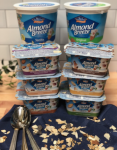 Almond Breeze Yogurt Alternative