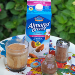 """Almond Breeze Dalgona Coffee 